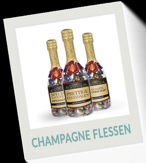 champagne-flessen